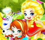 Elsa Princess Picnic