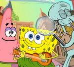 Spongebob Hidden Alphabets