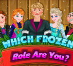 Which Frozen Role Are You