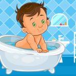 Baby Bath Jigsaw