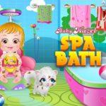 Baby Hazel Spa Bath