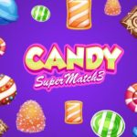 Candy Match Saga | Mobile-friendly | Fullscreen