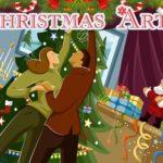 Christmas Art 2019 Slide