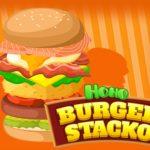 Hoho's Burger Stacko