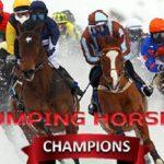 JUMPING HORSES CHAMPIONS