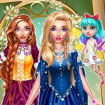 Magic Fairy Tale Princess Game