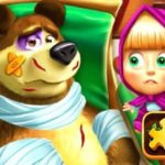 Masha and the Bear Jigsaw