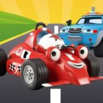 Roary the Racing Car Differences