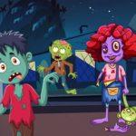 Zombie Fun Jigsaw