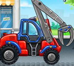 Truck Factory For Kids
